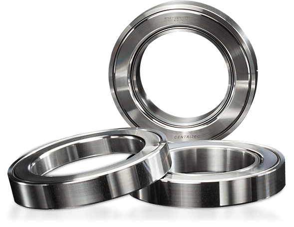 non-contact shaft seals